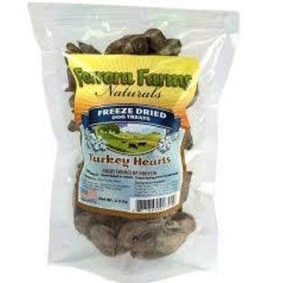 Ferrera Farms Naturals Ferrera Farms Turkey Hearts Freeze Dried Dog Treats 2.5oz