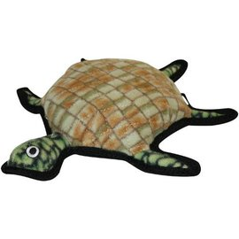 Tuffy VIP Products Tuffy Ocean Creatures Series Burtle Turtle Dog Toy