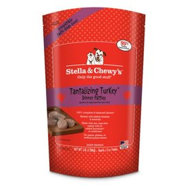 Stella & Chewy's Stella & Chewy's Tantalizing Turkey Dinner Frozen Dog Food 3lb