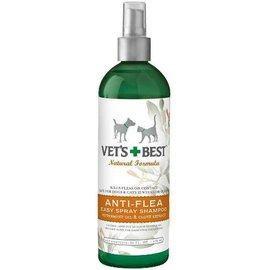 Vet's Best Vet's Best Anti-Flea Spray Shampoo 16-oz