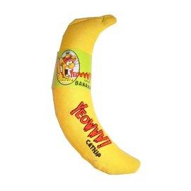 Yeowww! Catnip Yeowww! Banana Catnip Cat Toy
