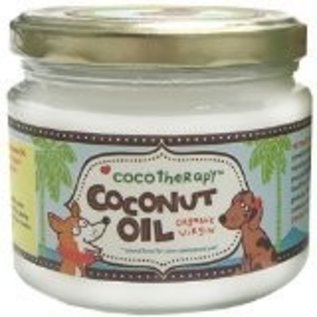 Coco Therapy Coco Therapy Cold Pressed Coconut Oil 8oz