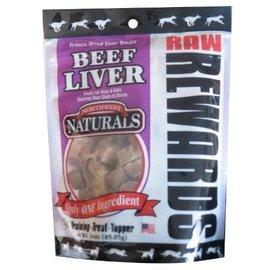 Northwest Naturals Northwest Naturals Beef Liver Freeze Dried Dog Treats 3-oz