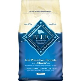 Blue Buffalo Blue Buffalo Adult Chicken & Brown Rice Dry Dog Food