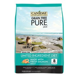 Canidae Canidae Pure Sea Salmon Grain-Free Dry Dog Food