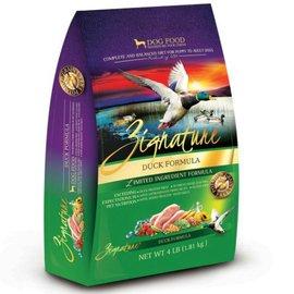 Zignature Zignature Duck Limited Ingredient Dry Dog Food
