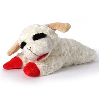 "Multi Pet International MultiPet Lamb Chop Stuffed Dog Toy 10"""