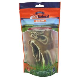 K9 Natural K9 Natural Air Dried Natural Venison Dental Chews 2.82oz