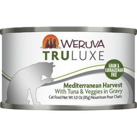 Weruva Weruva Truluxe Mediterranean Harvest Grain-Free Canned Cat Food