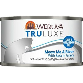 Weruva Weruva Truluxe Meow Me A River Grain-Free Canned Cat Food