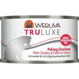 Weruva Weruva Truluxe Peking Ducken Grain-Free Canned Cat Food