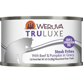 Weruva Weruva Truluxe Steak Frites Grain-Free Canned Cat Food