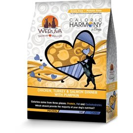 Weruva Weruva Caloric Harmony Chicken, Turkey & Salmon Dinner with Pumpkin Dry Dog Food