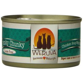 Weruva Weruva Funky Chunky Chicken Soup Grain-Free Canned Cat Food