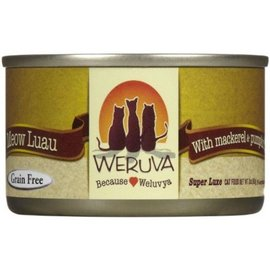 Weruva Weruva Meow Luau Grain-Free Canned Cat Food