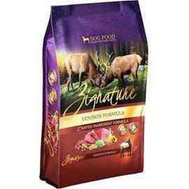 Zignature Zignature Venison Limited Ingredient Dry Dog Food