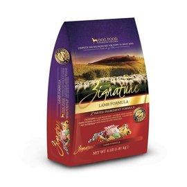 Zignature Zignature Lamb Limited Ingredient Dry Dog Food