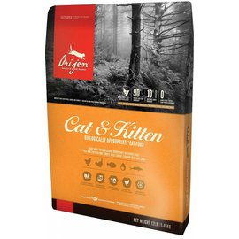 Orijen Orijen Cat & Kitten Grain-Free Dry Cat Food