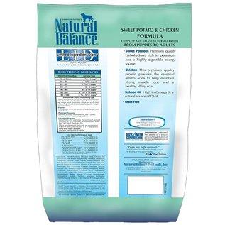 Natural Balance Natural Balance Sweet Potato & Chicken Limited Ingredient Dry Dog Food