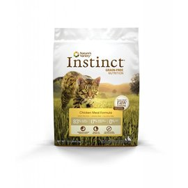Nature's Variety Nature's Variety Instinct Chicken Meal Grain-Free Dry Cat Food 5.5-lb Bag