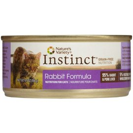 Nature's Variety Nature's Variety Instinct Rabbit Grain-Free Canned Cat Food