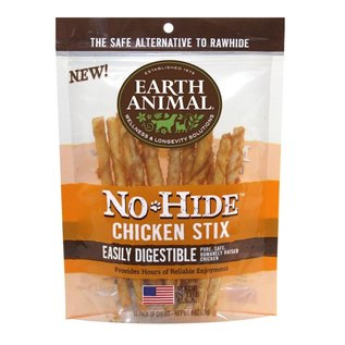 Earth Animal Earth Animal No-Hide Chicken Stix, 10-Pack