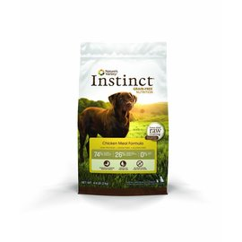 Nature's Variety Nature's Variety Instinct Chicken Meal Grain-Free Dry Dog Food 4.4-lb Bag