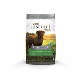 Nature's Variety Nature's Variety Instinct Lamb Meal & Peas Limited Ingredient Grain-Free Dry Dog Food 4.4-lb Bag
