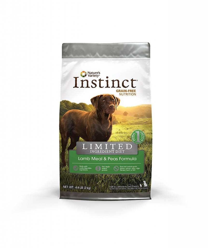 Information On Natures Variety Instinct Dog Food