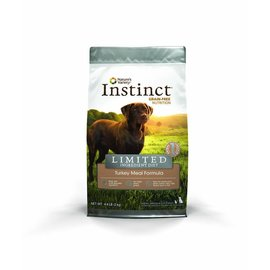 Nature's Variety Nature's Variety Instinct Turkey Meal Limited Ingredient Grain-Free Dry Dog Food 4.4-lb Bag