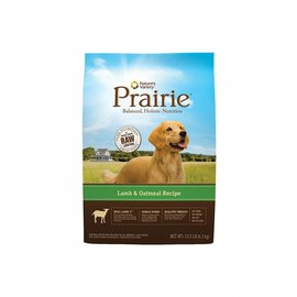 Nature's Variety Nature's Variety Prairie Lamb & Oatmeal Dry Dog Food