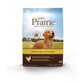 Nature's Variety Nature's Variety Prairie Chicken & Brown Rice Dry Dog Food