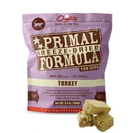 Primal Pet Foods Primal Turkey Freeze Dried Cat Food 14-oz Bag