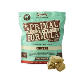Primal Pet Foods Primal Chicken  Freeze Dried Dog Food 14-oz Bag
