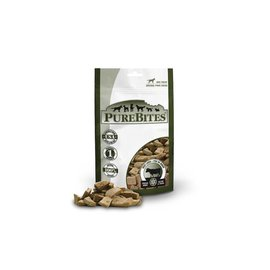 Pure Bites PureBites Beef Liver Freeze Dried Dog Treat 8.8-oz Bag
