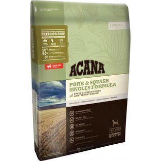 Acana Acana Singles Pork & Squash Grain-Free Dry Dog Food
