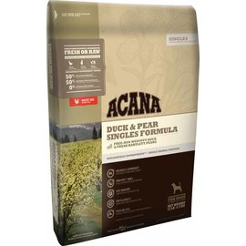 Acana Acana Singles Duck & Pear Grain-Free Dry Dog Food