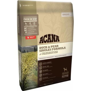 Acana Acana Singles Duck & Pear Grain-Free Dry Dog Food