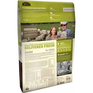 Acana Acana Grasslands Grain-Free Dry Cat Food 4-lb Bag