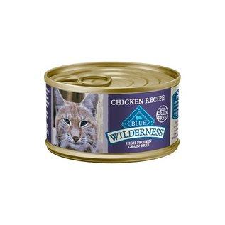 Blue Buffalo Blue Buffalo Wilderness Adult Chicken Grain-Free Canned Cat Food