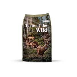 Taste of the Wild Taste of the Wild Pine Forest with Venison & Legumes Grain-Free Dry Dog Food
