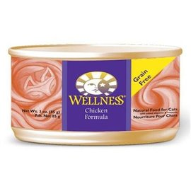 Wellness Wellness Cat Chicken Grain-Free Canned Food