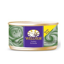 Wellness Wellness Cat Turkey Grain-Free Canned Food