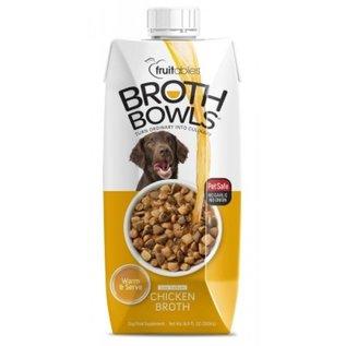Fruitables Fruitables Broth Bowls Chicken 16.9-oz Container