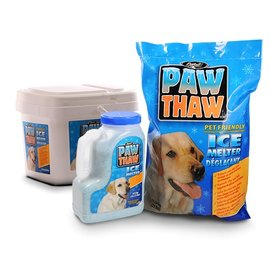 Petsell Pestell Paw Thaw Pet-Safe Ice Melt