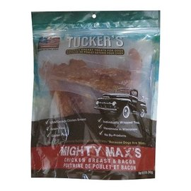 Tucker's Tucker's Mighty Max Chicken & Bacon Jerky Grain-Free Dog Treat 5-oz Bag