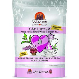 Weruva Weruva Natural Hinoki Wood & Green Tea Cat Litter