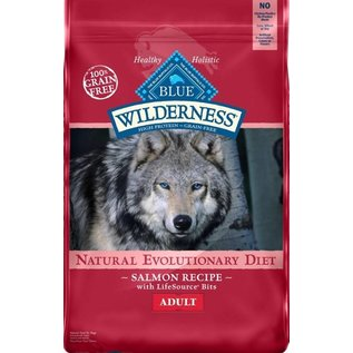 Blue Buffalo Blue Buffalo Wilderness Adult Salmon Grain-Free Dry Dog Food