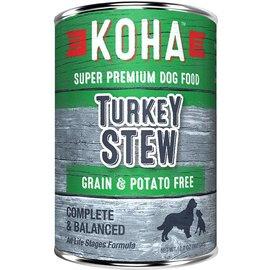 Koha Koha Turkey Stew Grain-Free Canned Dog Food, 12.7-oz Can