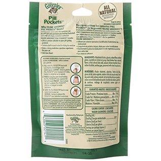 Greenies Greenies Cat Pill Pockets Chicken 1.6-oz Bag